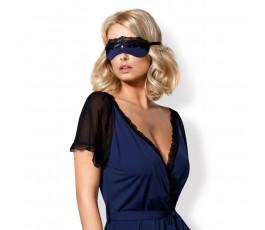 Masque - Bleu marine & Noir