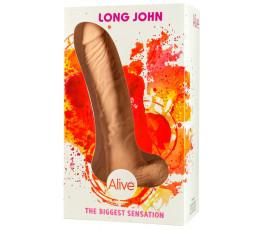 Gode Réaliste Long John -...